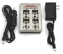 iPower 9v Lithium/NiMH/NiCD Battery Charger