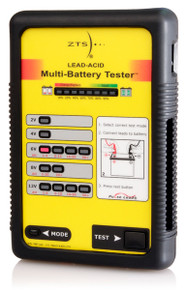 ZTS Lead Acid Multi Battery Tester and Accessory Kit