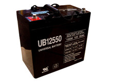 Sealed Lead Acid Battery UB12550 (Group 22NF) I4 12v 55Ah