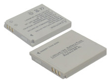 Li-ion replacement battery for Canon NB-4L - 3.7v 750mAh