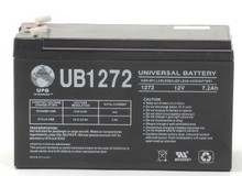 Sealed Lead Acid Battery - UB1272 - 7.2Ah 12v
