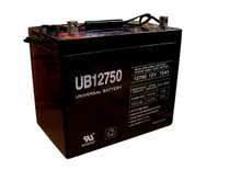 Sealed Lead Acid Battery - UB12750 (Group 24) - Terminal Z1 12v 75Ah