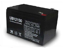 Sealed Lead Acid Battery - UB12150 - 15Ah 12v