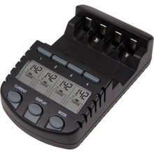 La Crosse BC700 Alpha Power Battery Charger and Analyzer