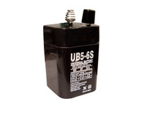 Sealed Lead Acid Battery - UB650S Lantern - 5Ah
