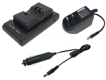 Smart Charger for Fujifilm NH-20 NiMH and NiCD batteries