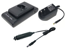 Smart Charger for Canon NB-5H NiMH battery packs
