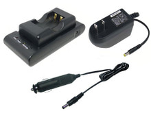 Smart Charger for Fujifilm NH-10 and Kodak KAA2HR NiMH and NiCD batteries
