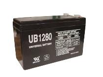 Sealed Lead Acid Battery - UB1280 - Terminal F2 - 8Ah 12v