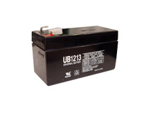 Sealed Lead Acid Battery - UB1213 - 1.3Ah 12v