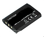 Li-ion Replacement Battery for Nikon EN-EL11 3.7v 800 mAh