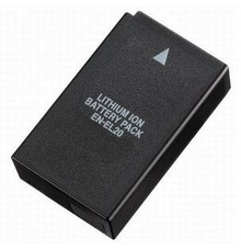 Li-ion Replacement Battery for Nikon ENEL-20 type batteries