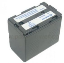 Li-on replacement battery for Panasonic AG DX NV PV VDR batteries