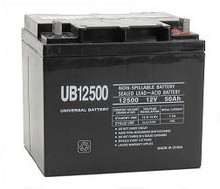 Sealed Lead Acid Battery - UB12500 - 12v 50Ah 45979