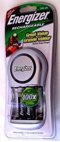 Energizer AA or AAA NiMH Value Charger