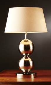 Table Lamp - Nickel DSL
