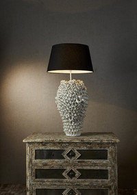 Table Lamp - Cream SNG