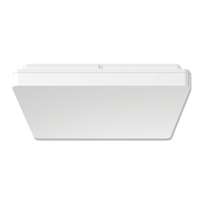 Marine Grade Vandal Resistant Wall or Ceiling Light - 35W 400mm Tri Colour IP54 IK08 Square