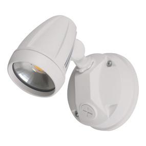 Robust-15 Single Head 15W LED Spotlight - Tri Colour, White