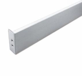 ALP050 Aluminium Profile With PC Opal Diffuser 2M Polycarbonate 17.7x32mm