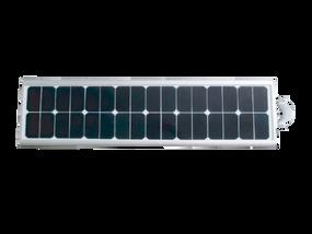Solar Street Light - Industrial Strength 40W 5200lm Motion Sensor