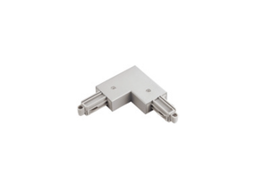 Corner Joiner To Suit VB LED Single Circuit Track Lighting In Black