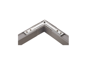 L Shape Connector Plate To Suit VB LED Single Circuit Track Lighting