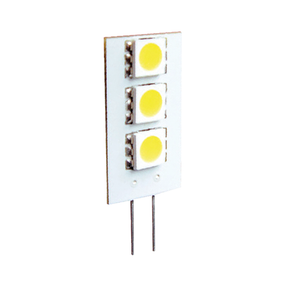 0.5W Warm White LED Bi Pin Lamp