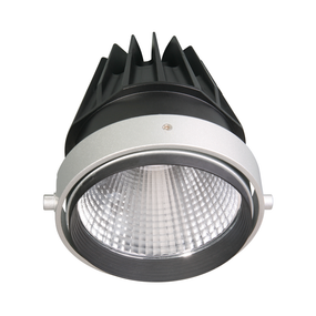 34W Cool White LED With Chip 4500 Lumens With Driver In White