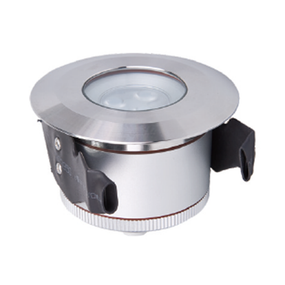 Path and Underwater Light - 12V Marine Grade 316 Stainless Steel 5W 3000K 380lm IP68 90mm