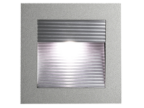 LED Louver Square Recessed Wall Light Colour Natural White