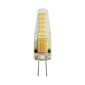 2W Daylight LED G4 Bi-Pin Lamps