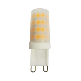 3.5W Daylight LED G9 Lamps Frosted