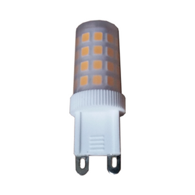 4W Warm White LED G9 Lamps Frosted
