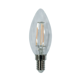 4W Warm White Small ES LED Candle Lamp Dimmable