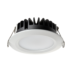 LED Downlight - Dimmable 12W 820lm IP20 3000K 110mm White Commercial Grade