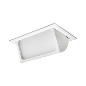 LED Shop Light - 35W 3200lm IP20 4000K  235mm White Rectangular