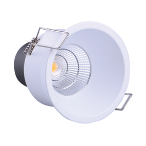LED Downlight - Dimmable 11W 1090lm IP40 5000K 82mm White Commercial Grade