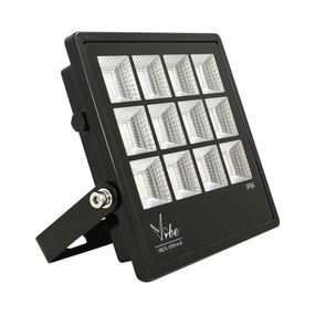 Flood Light - Vandal Resistant 100W 9500lm IP66 IK08 4000K 254mm Commercial Grade