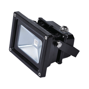 Floodlight - 10W RGB 240V LED IP65 With Remote