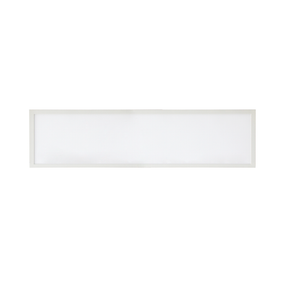 LED Panel - Non-Dimmable 40W 3815lm IP44 4000K 1.2x0.3m CRI 90