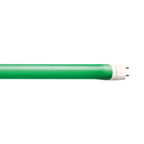 T8 Green LED Tube 4FT 18W