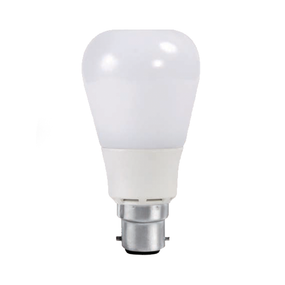 8W BC Warm White Dimmable LED Apple Lamp Opal Cover