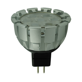 6W Warm White LED MR16 Dimmable Retrofit Lamp 36°