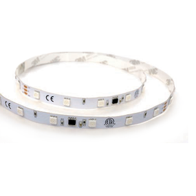 LED STRIP 7.2W/M 12VDC RGB 5 MT IP54 Q COATING