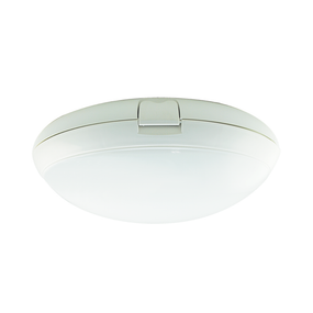 Vandal Resistant Oyster Light - 240V T5 40W IP65 Surface Mounted