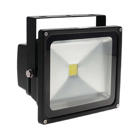 Solar Flood Light With Remote Control - 2200lm IP65 3000K 380mm Commercial Strength
