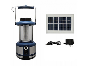 Portable Solar Lantern with remote Panel