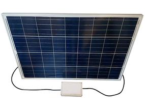 72W Portable Solar Panel