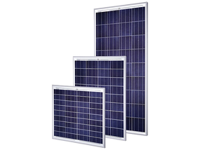 Solar Panel - To Suit Battens, Flood Lights and Up Lights, 60W